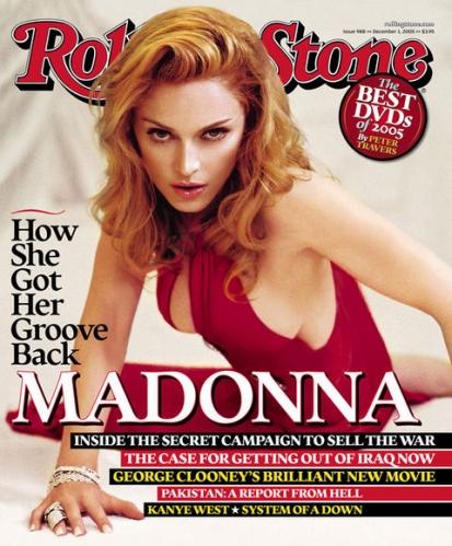 Rolling Stone Usa, Dicembre 2005