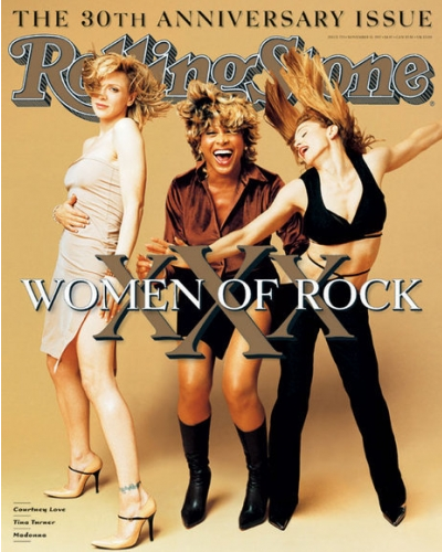 Rolling Stone Usa, Novembre 1997