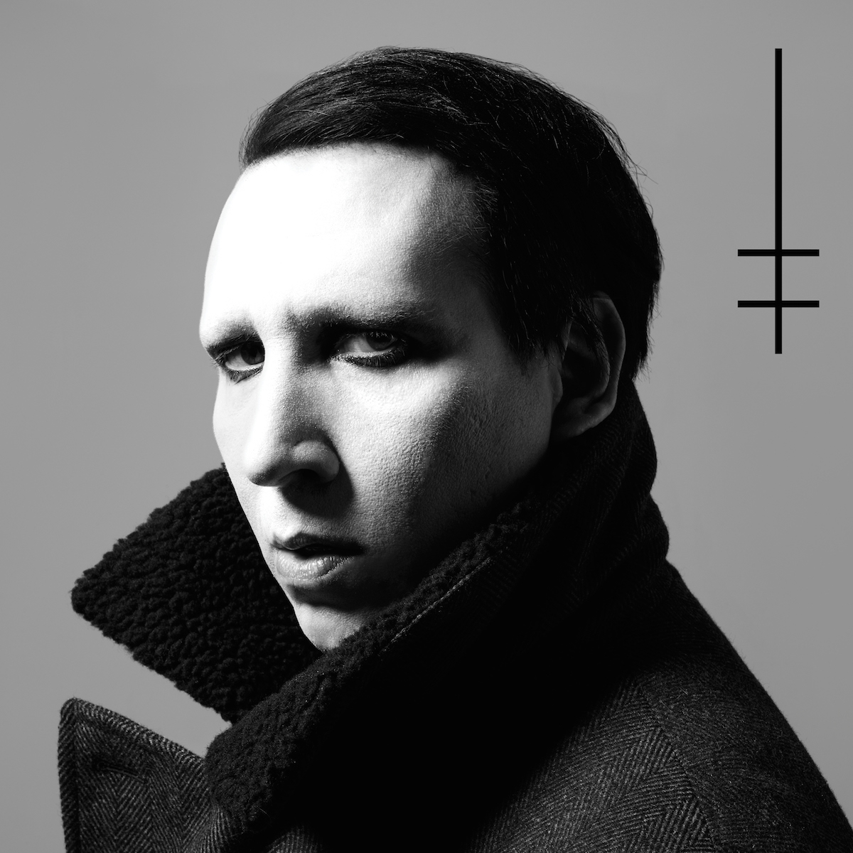 La cover di 'Heaven Upside Down'