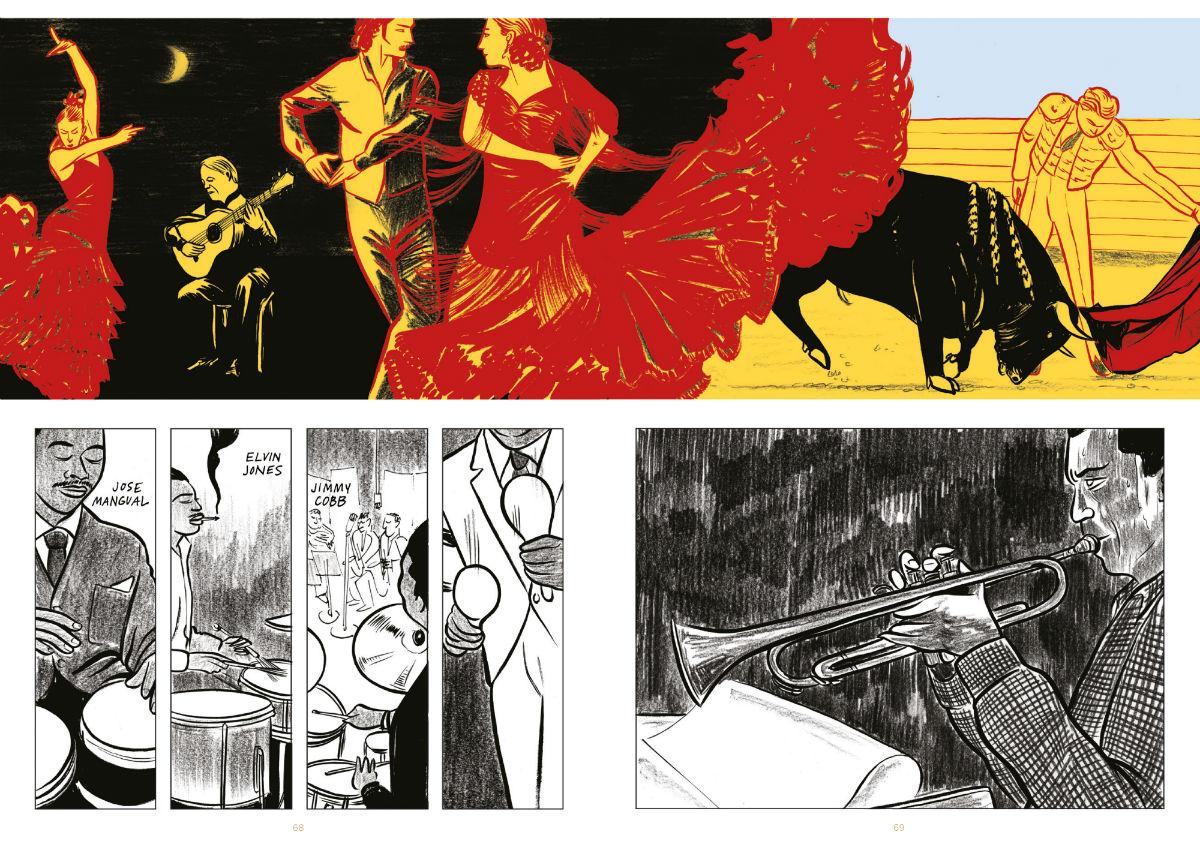 Miles – Assolo a Fumetti