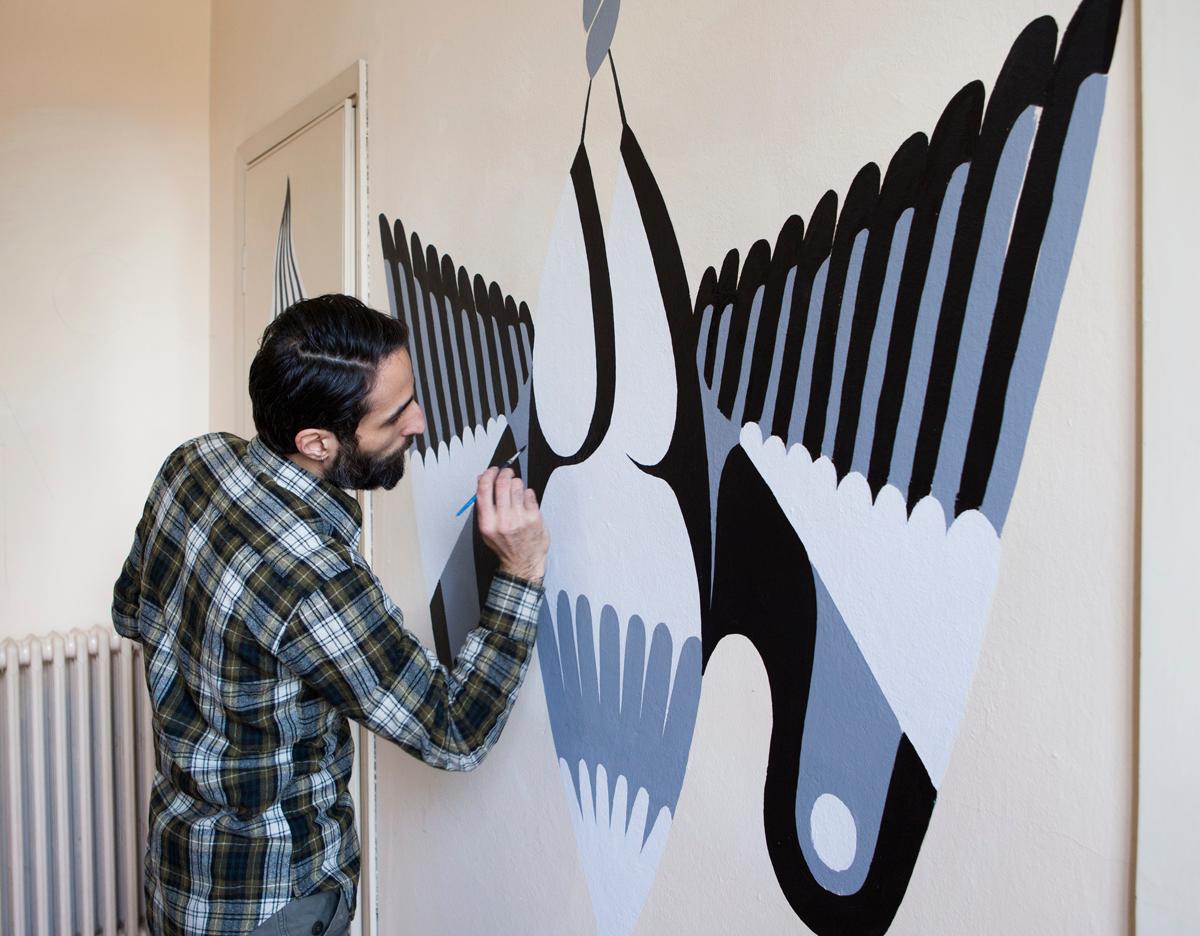 """""""Tutti i colori tranne il grigio"""", a Casa Testori fino al  19 aprile 2015"""