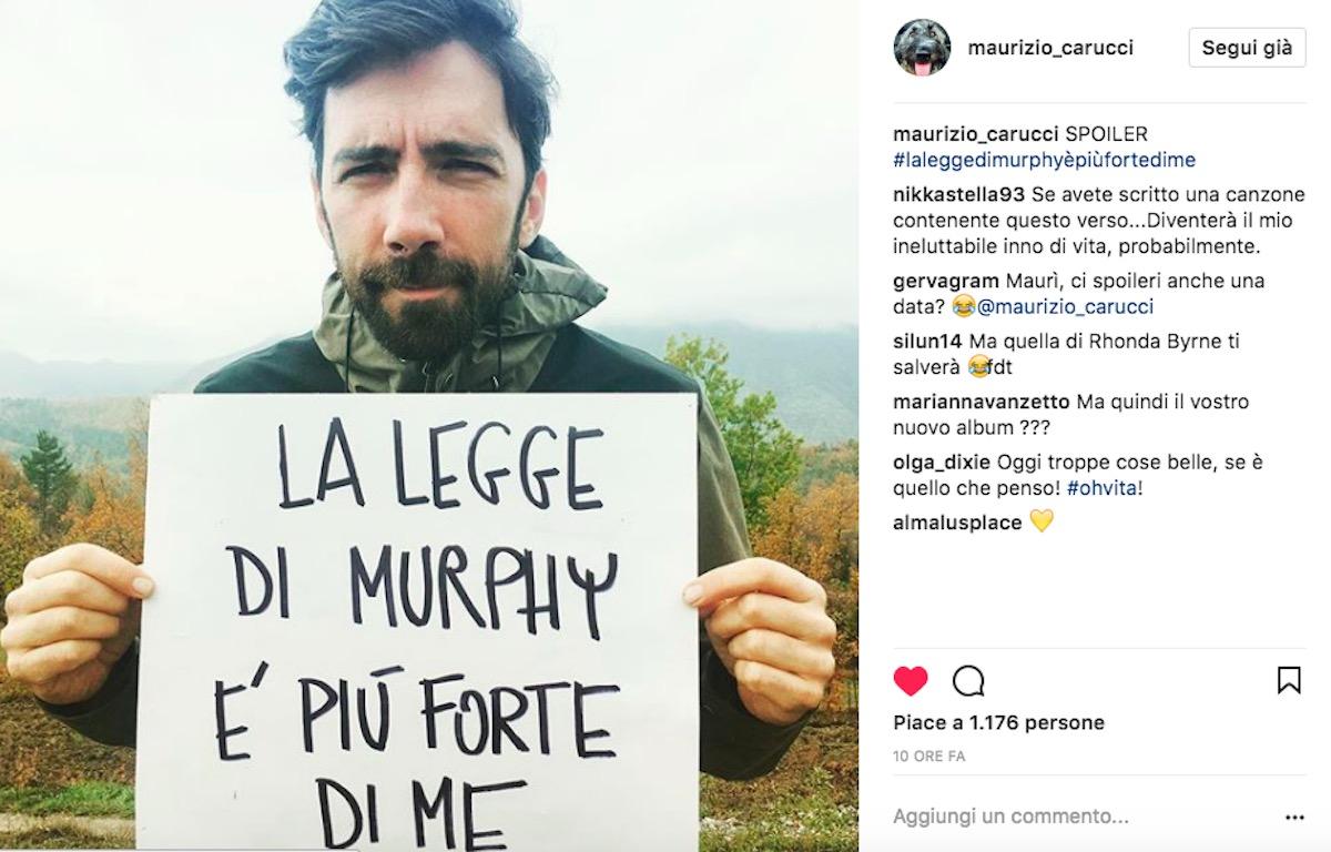 Maurizio Carucci - Ex Otago