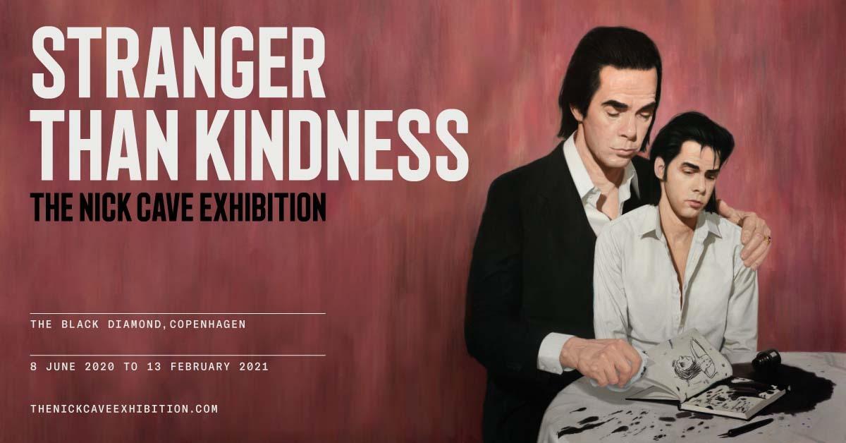Stranger Than Kindness', le foto della mostra di Nick Cave ...