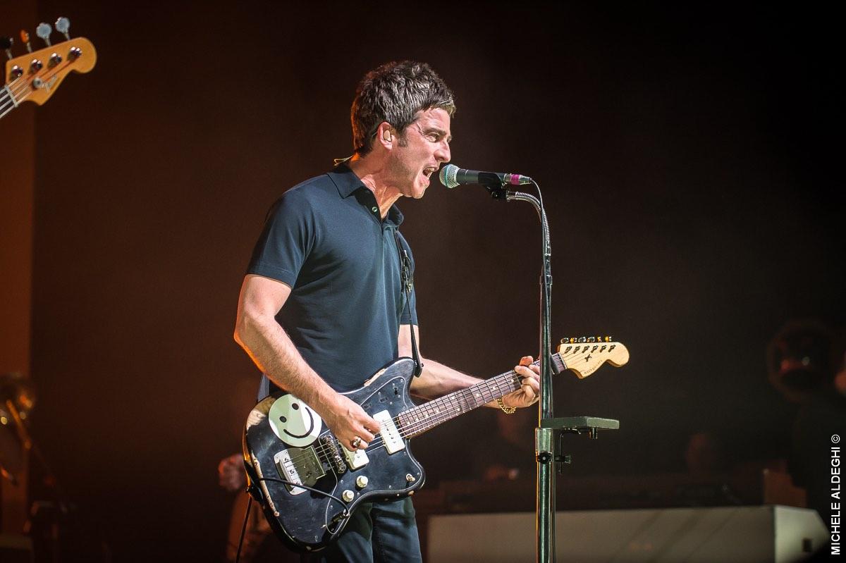 Noel Gallagher live al Fabrique.
