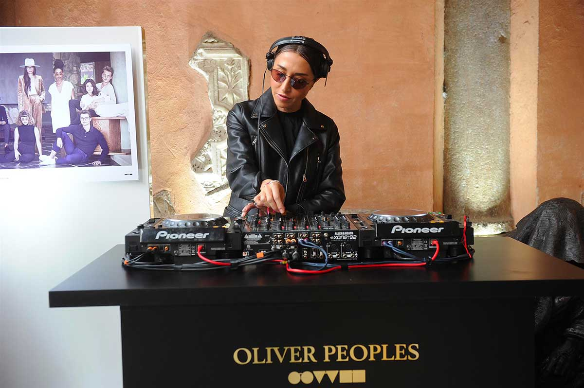 Oliver Peoples Party
