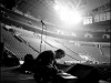 \'Five Horizons\' | Pearl Jam backstage, Key Arena, Seattle 2002 – Eddie Vedder