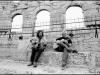 \'Five Horizons\' | Soundcheck, Arena di Verona 2006 – Eddie Vedder e Mike McCready