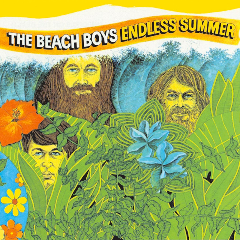 "Beach Boys - ""Endless Summer"""
