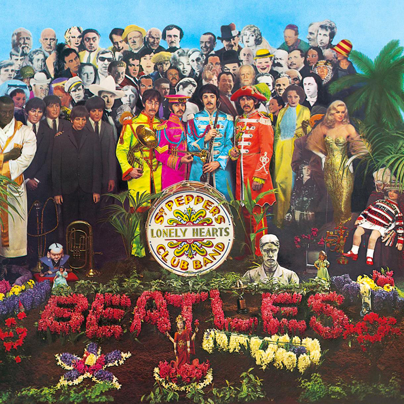 "The Beatles - ""Sgt. Pepper's Lonely Hearts Club Band"""