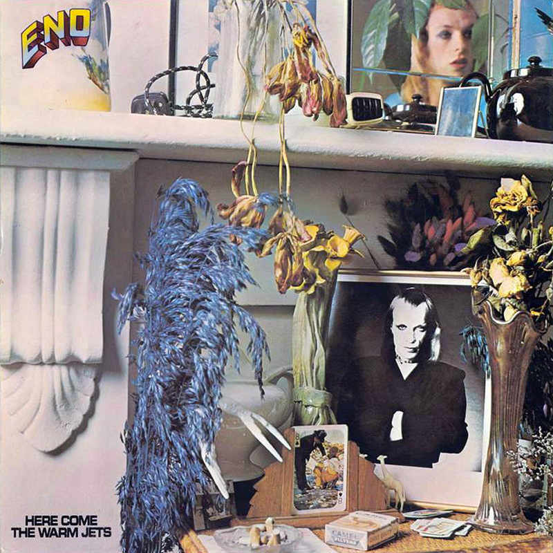 "Brian Eno - ""Here Comes The Warm Jets"""