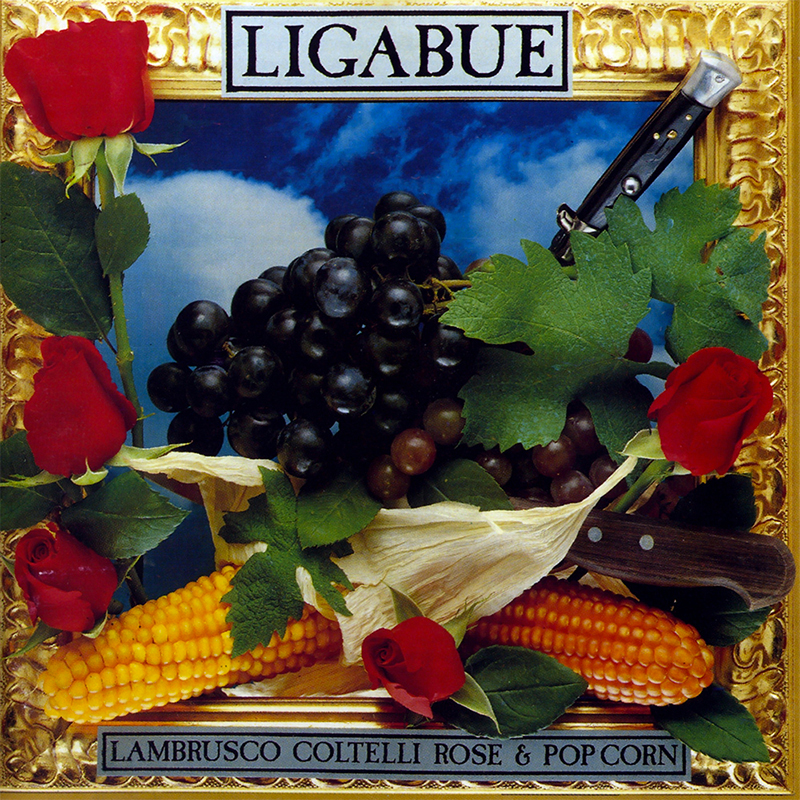 "Ligabue - ""Lambrusco coltelli rose & pop corn"""