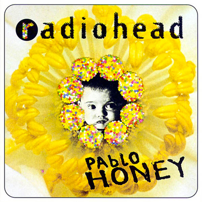 "Radiohead - ""Pablo Honey"""