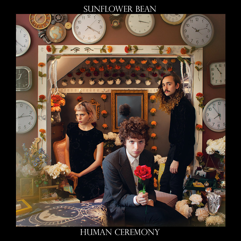 "Sunflower Bean - ""Human Ceremony"""