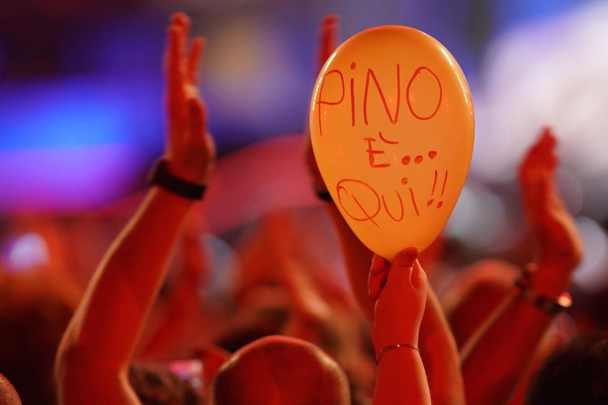 Il pubblico del San Paolo