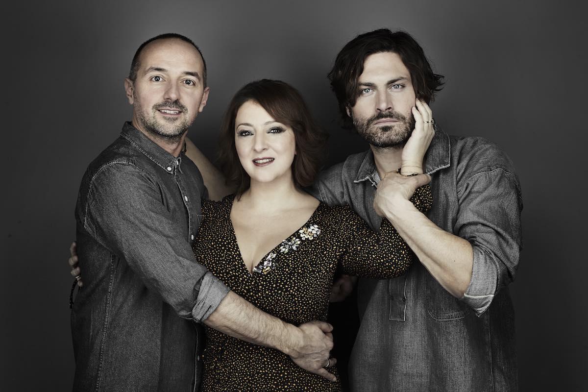 Vic, Marisa Passera e Federico Russo
