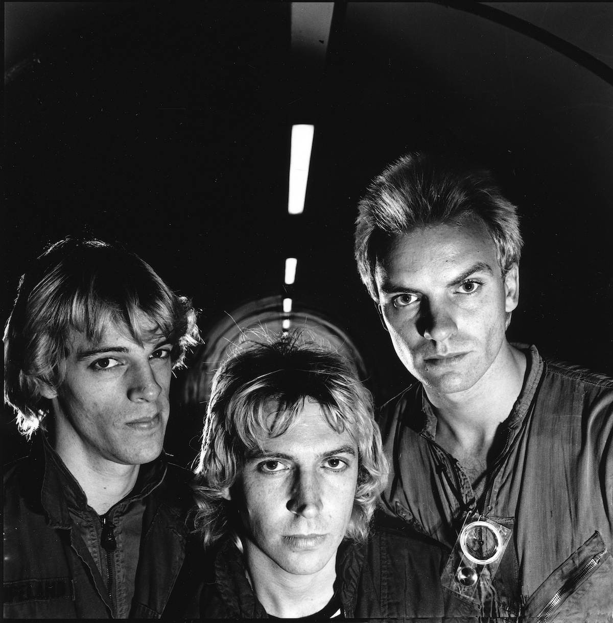 The Police ©JanetteBeckman 1977 Courtesy of Fahey:Klein Gallery, Los Angeles