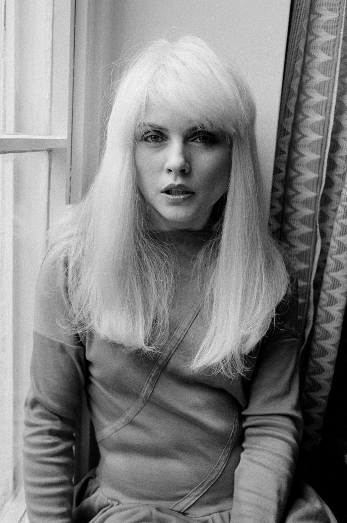 Debbie Harry ©JanetteBeckman London 1979 Courtesy of Fahey:Klein Gallery, Los Angeles