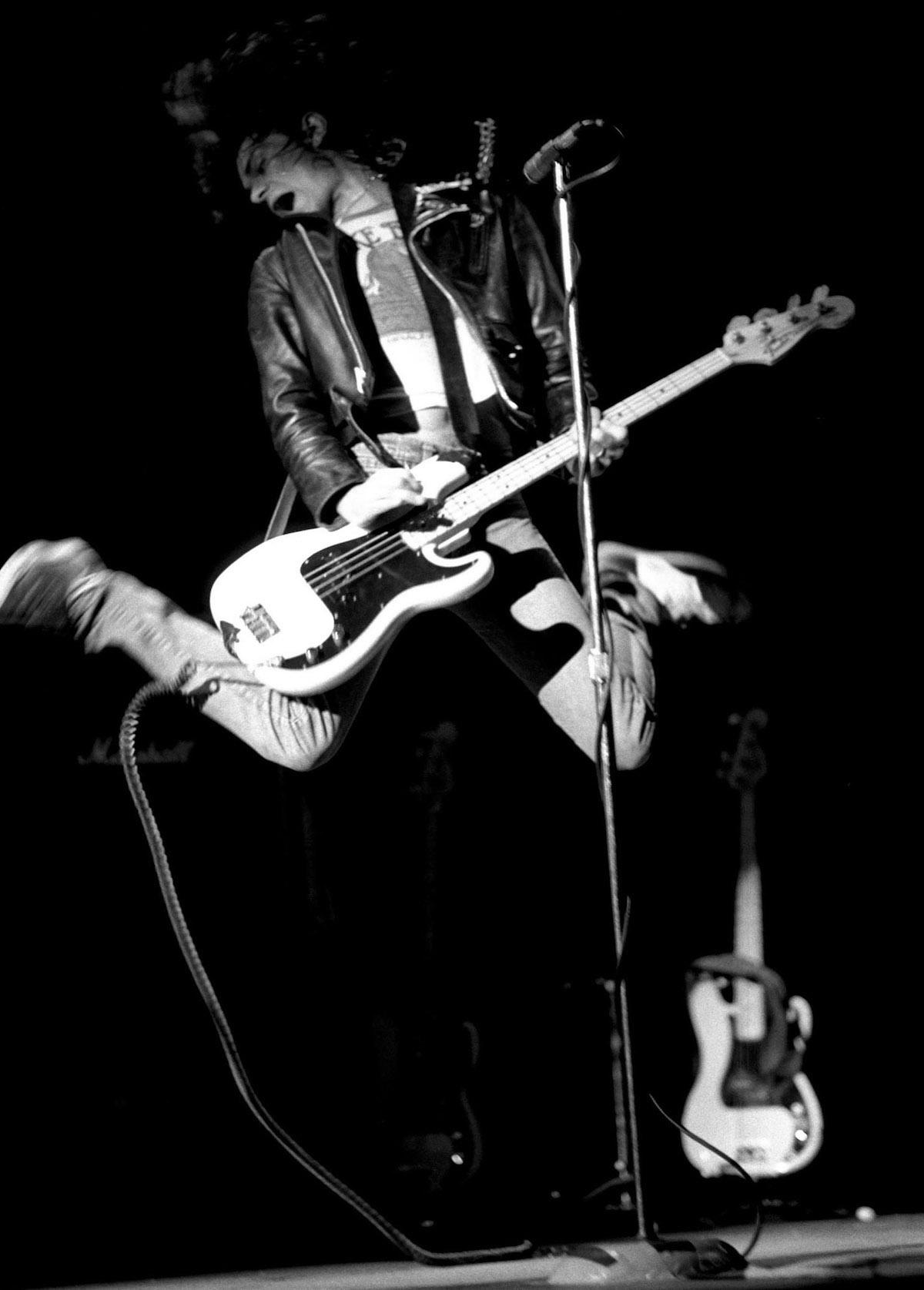 Ramone, Dee Dee © Janette Beckman 1978 / Retna Ltd.