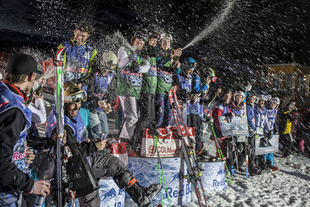 Foto Damiano Levati/ Red Bull Content Pool