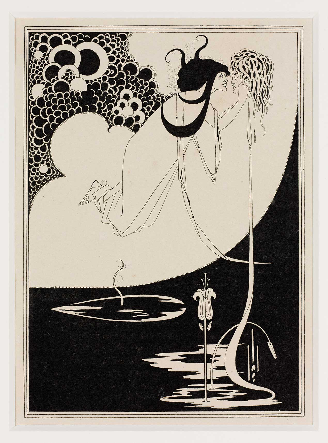 Aubrey Beardsley © Victoria and Albert Museum