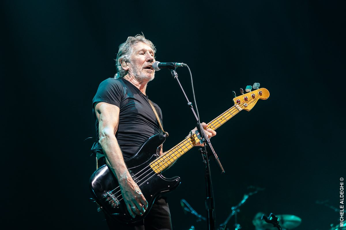 Roger Waters al Mediolanum Forum