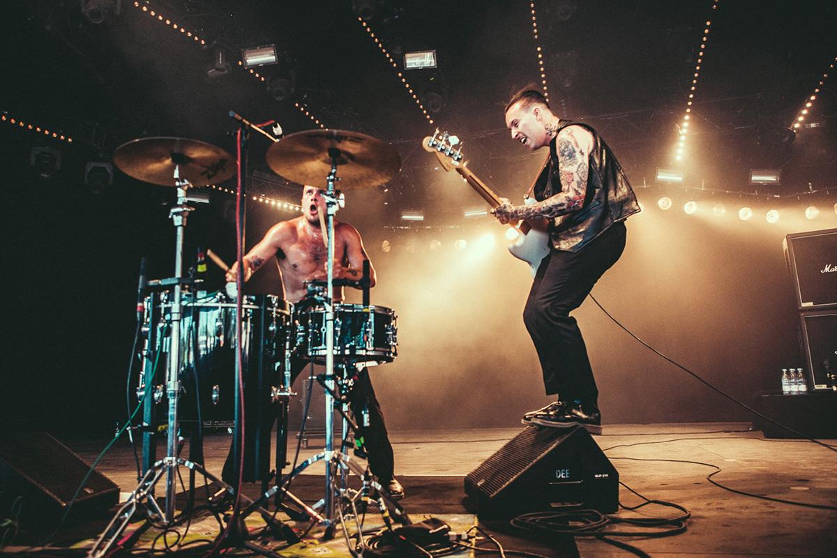 Slaves @ Roskilde Festival 2018