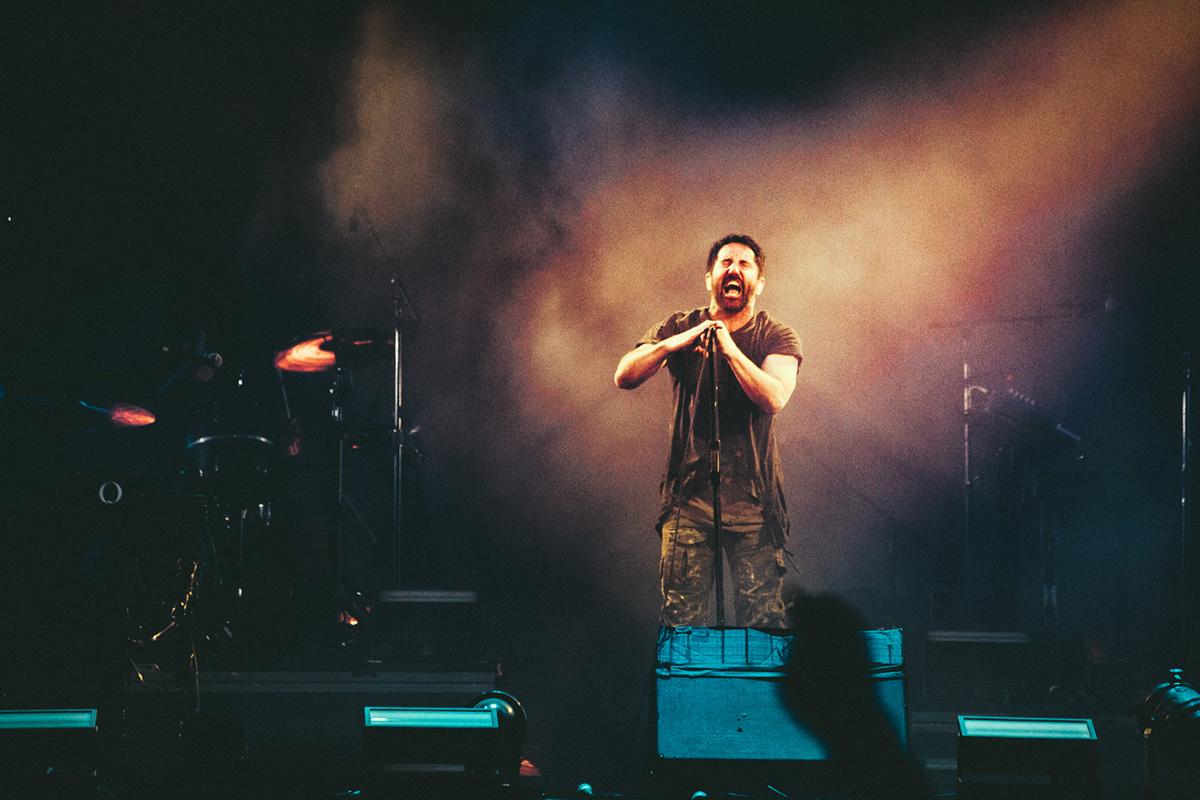 Nine Inch Nails @ Roskilde Festival 2018