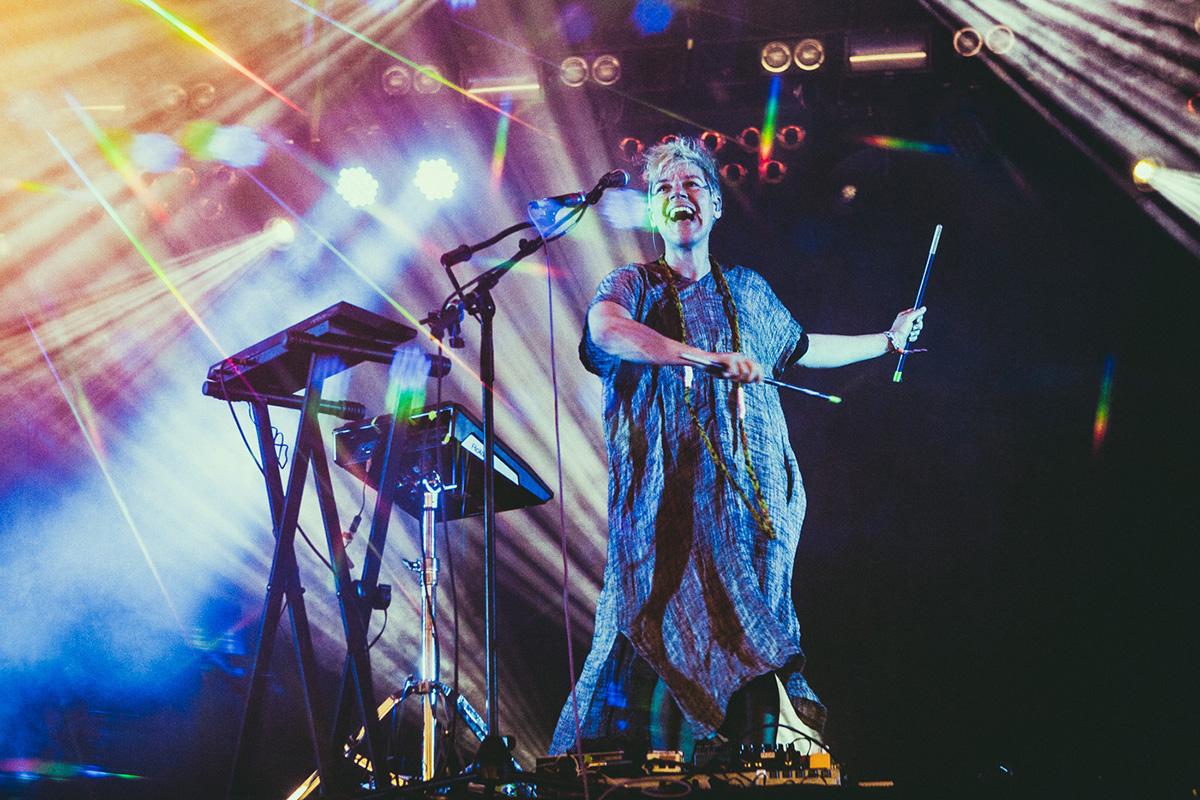 Tune Yards @ Roskilde Festival 2018
