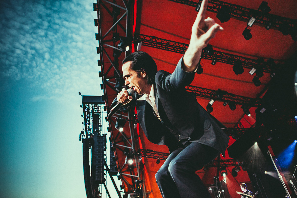 Nick Cave @ Roskilde Festival 2018