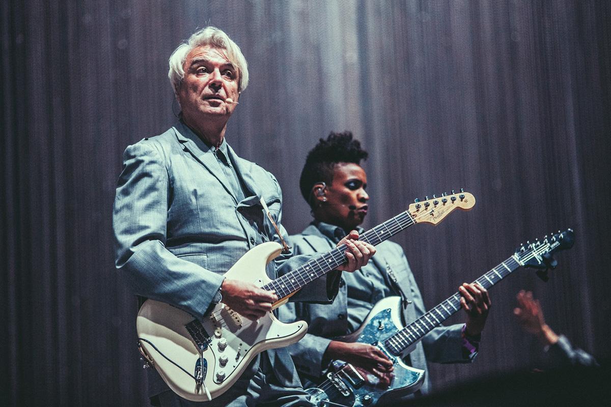 David Byrne @ Roskilde Festival 2018
