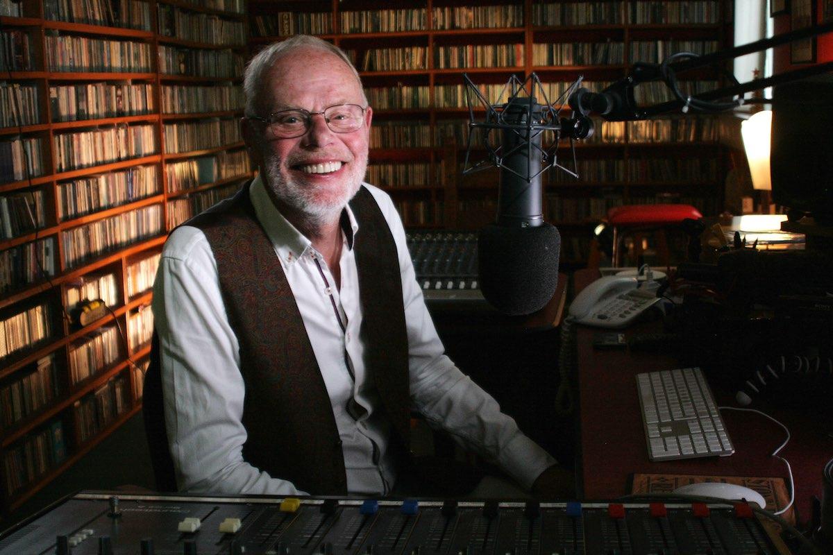 Bob Harris. Foto di Sky Vision