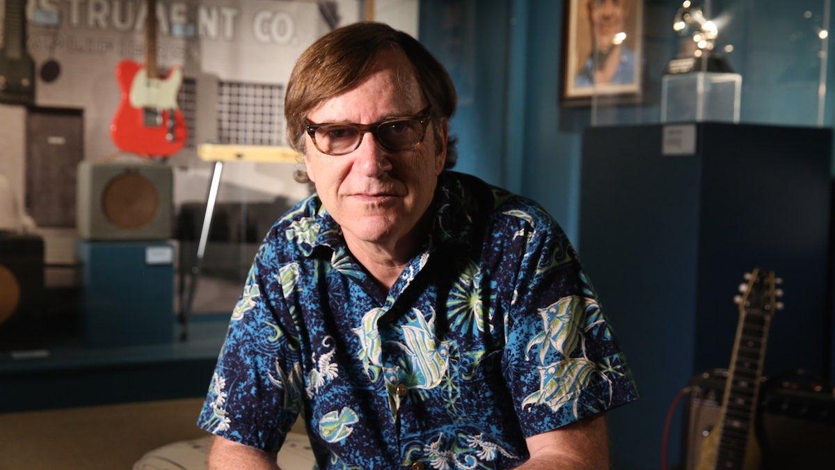 Richard Smith. Foto di Sky Vision