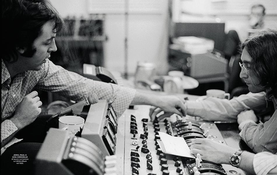 Foto Linda McCartney/© 1968 Paul McCartney
