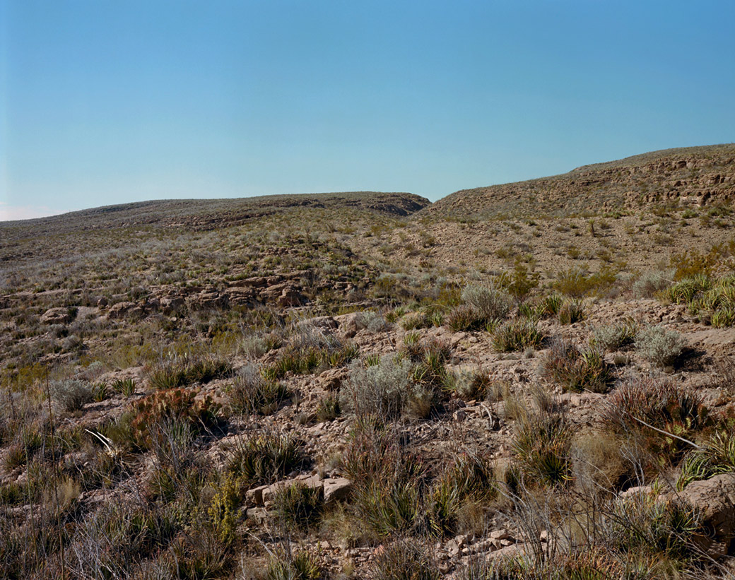 Foto © Stephen Shore. Courtesy 303 Gallery, New York & Sprüth Magers