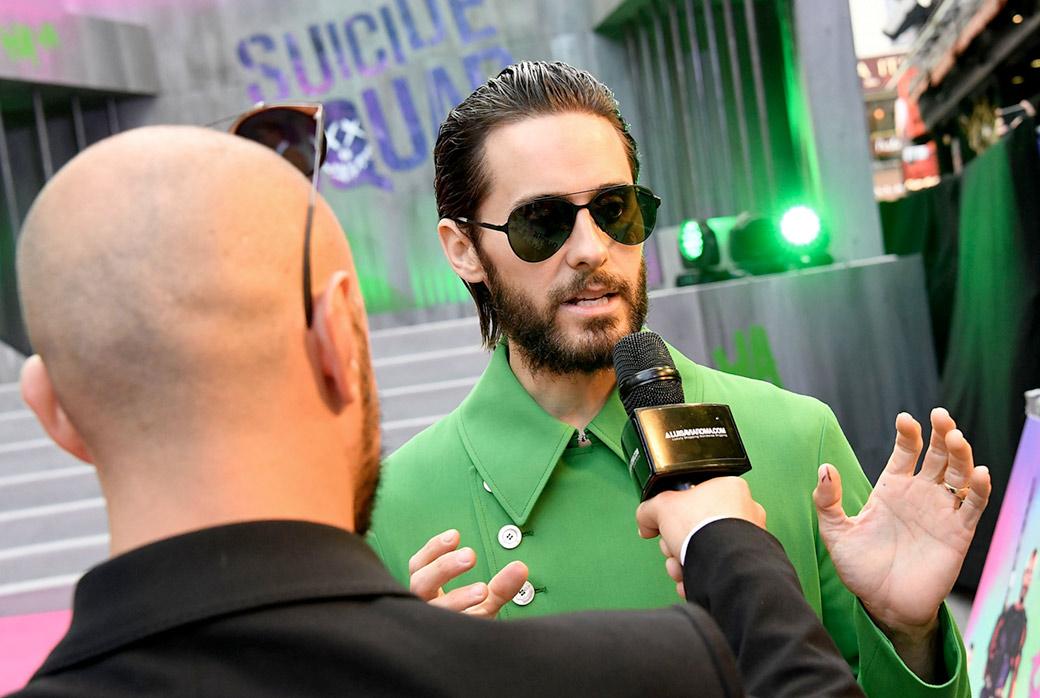 Jared Leto. Foto Getty