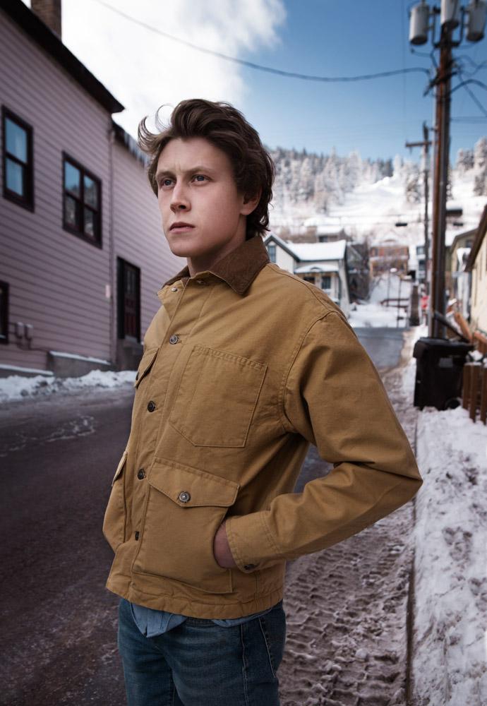 George MacKay - al Sundance 2018 con 'Ophelia'
