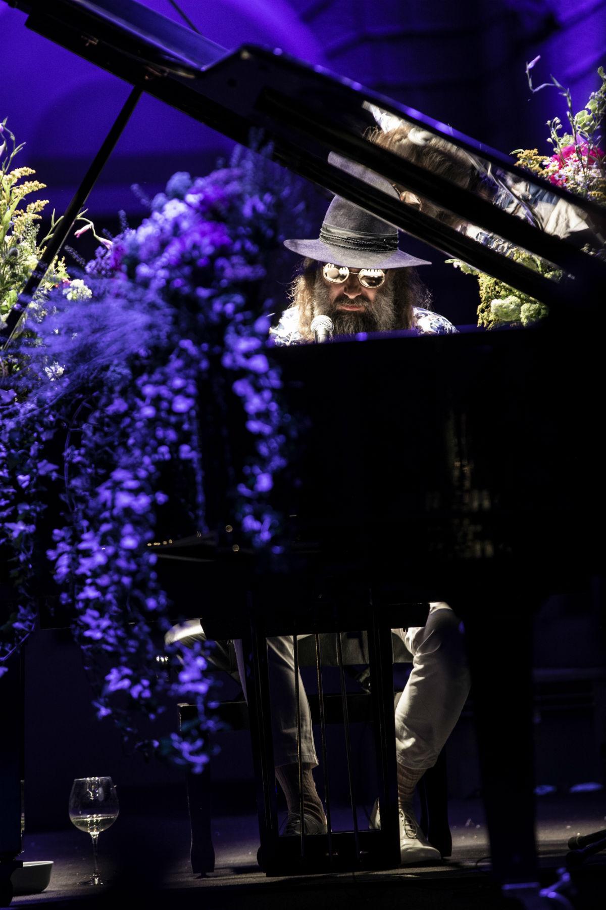 Sébastien Tellier @ Piano City 2018
