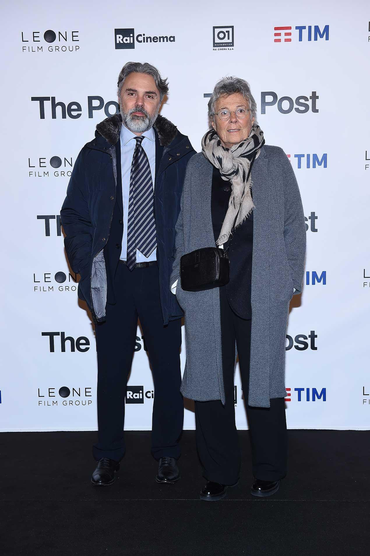 Andrea Camerana, Rosanna Armani