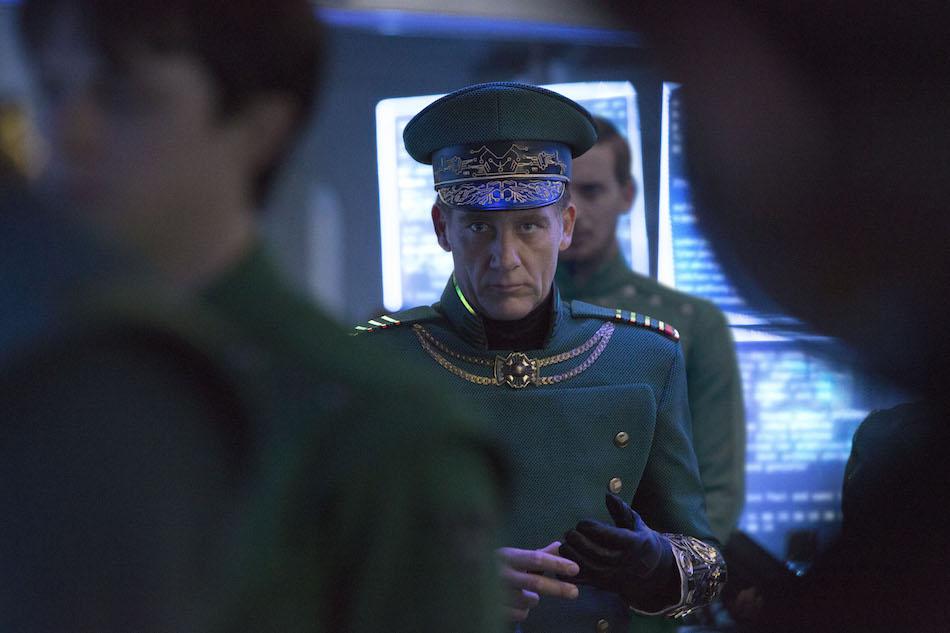 Kris Wu in 'Valerian e la città dei mille pianeti'
