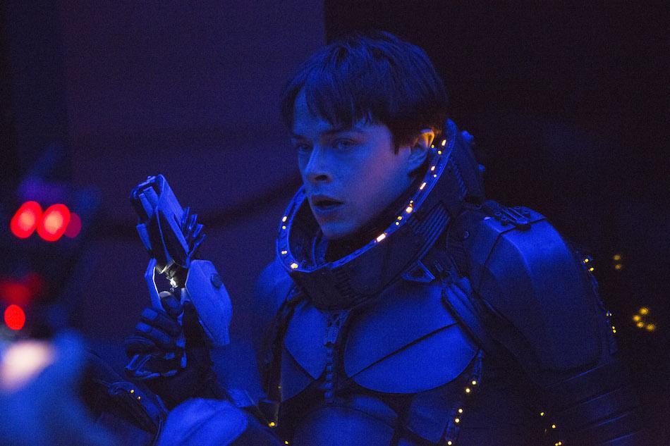 Dane DeHaan, protagonista di 'Valerian e la città dei mille pianeti'