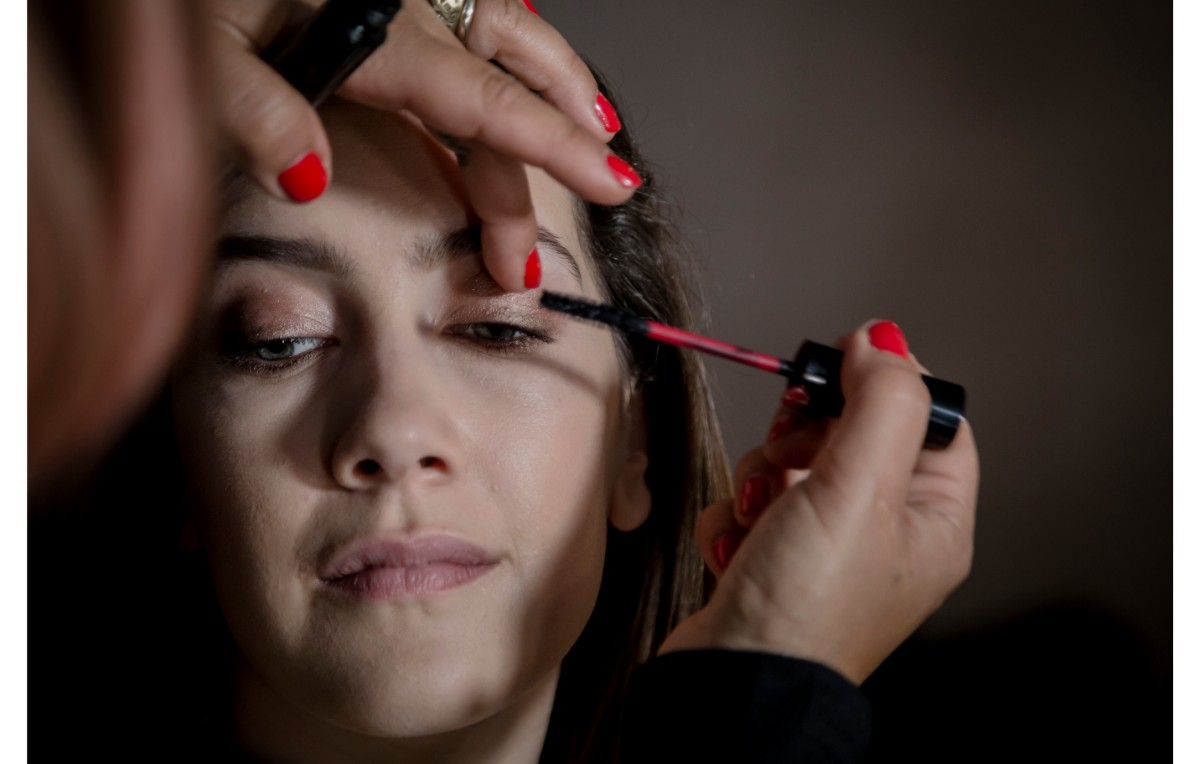 Clara Alonso - Make up Giorgio Armani Beauty