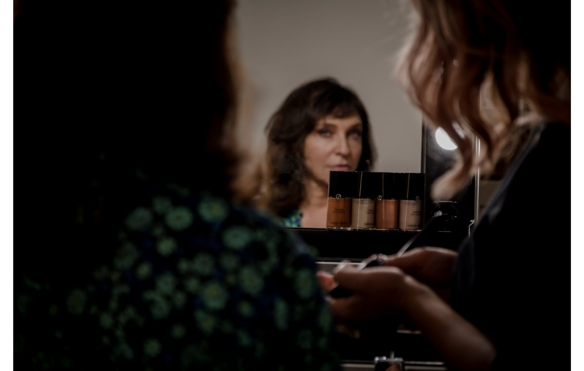 Susanne Bier - Make up Giorgio Armani Beauty