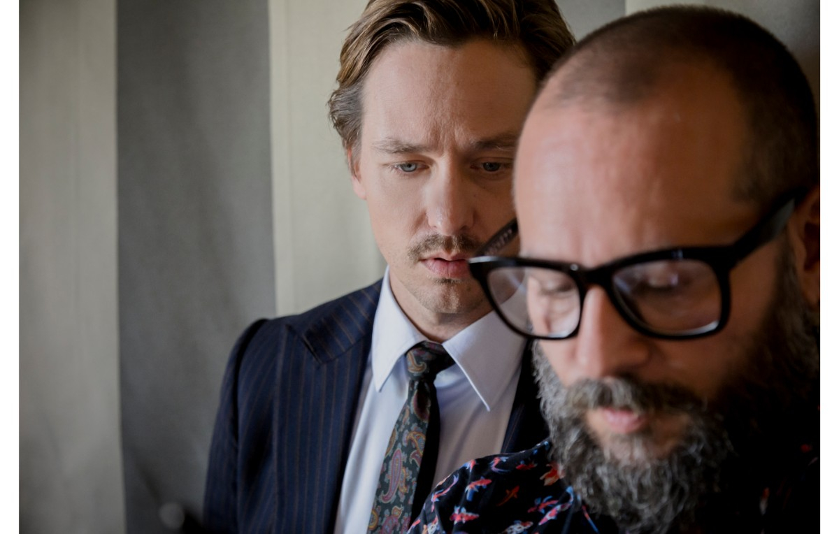 Tom Schilling -  Grooming Giorgio Armani Beauty