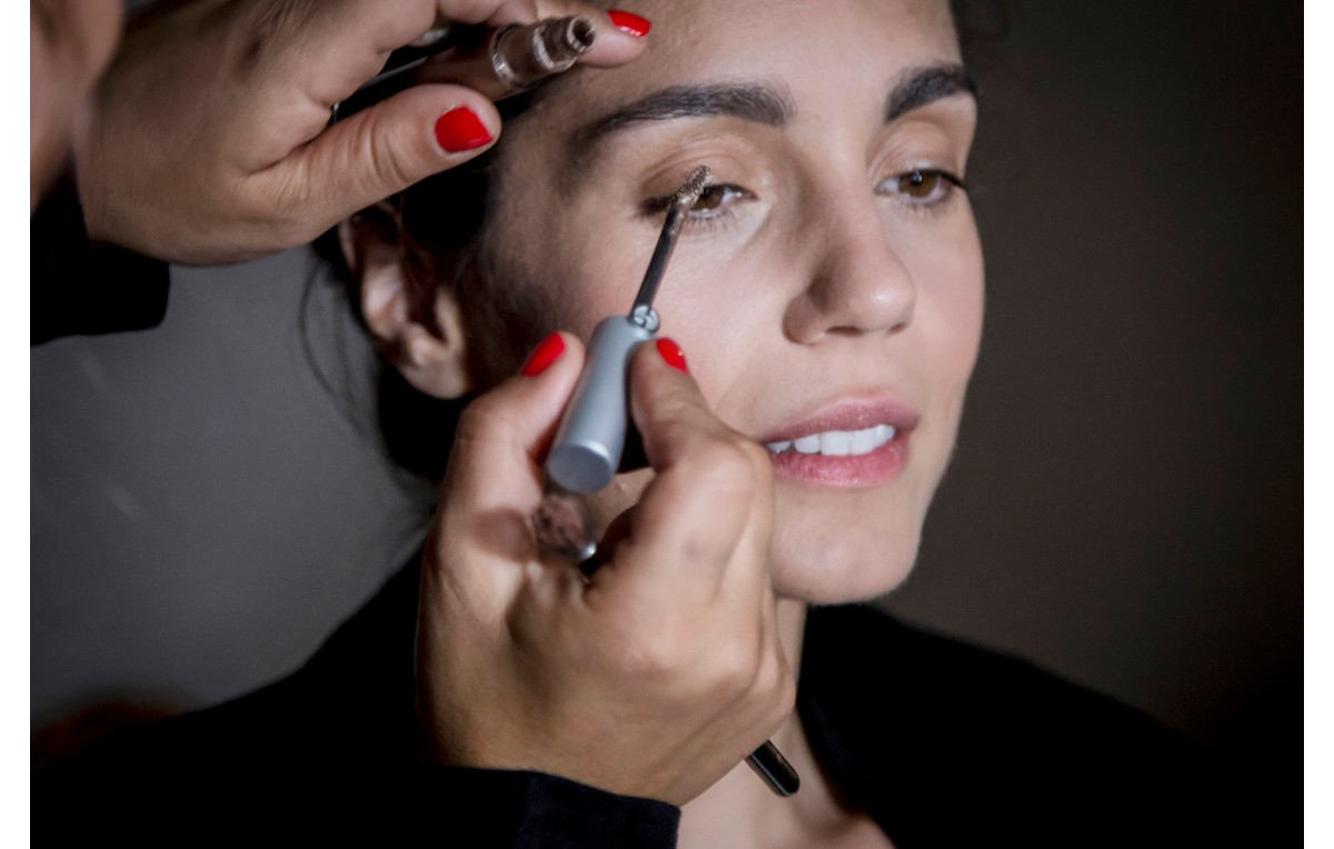 Cristiana Dell'Anna - Make up Giorgio Armani Beauty