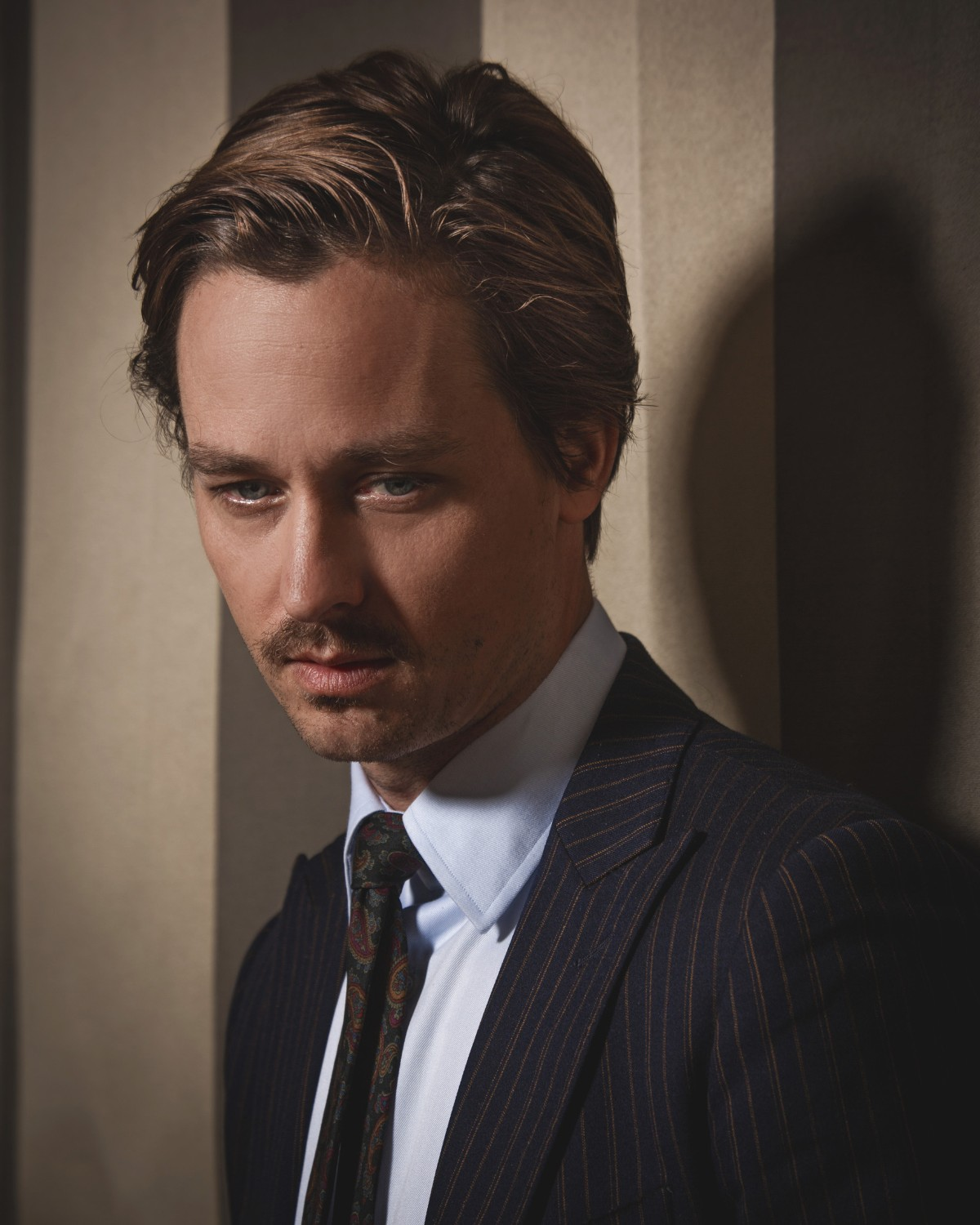 Tom Schilling - Grooming Armani Beauty