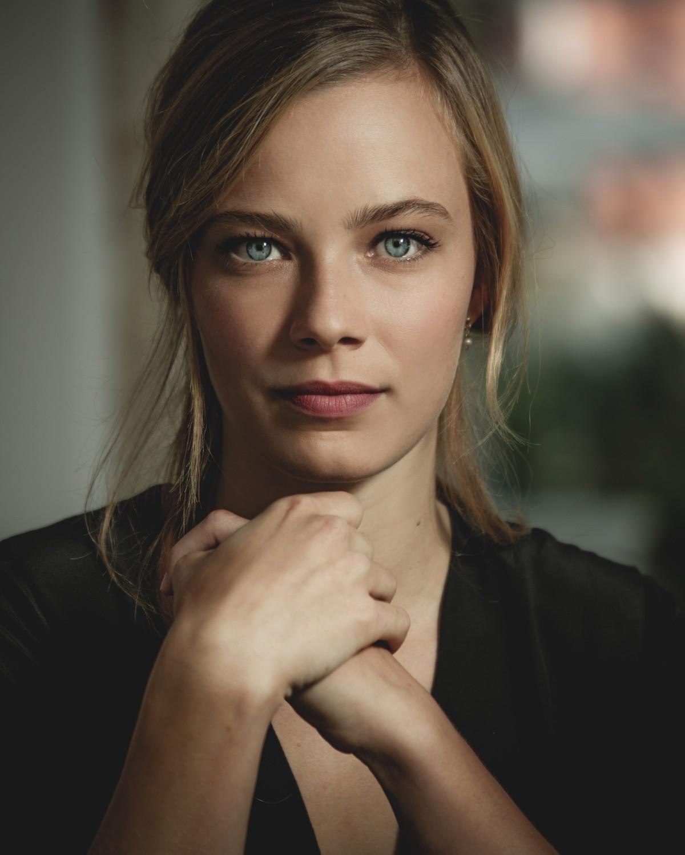 Saskia Rosendahl - Make up Armani Beauty