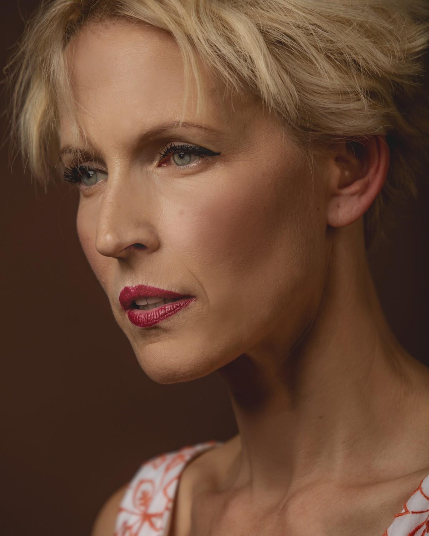 Gaia De Laurentis - Make up Armani Beauty
