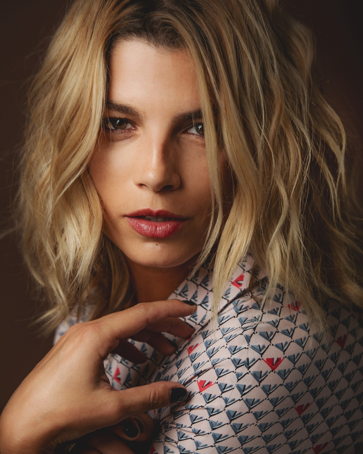 Emma Marrone - Make up Giorgio Armani Beauty