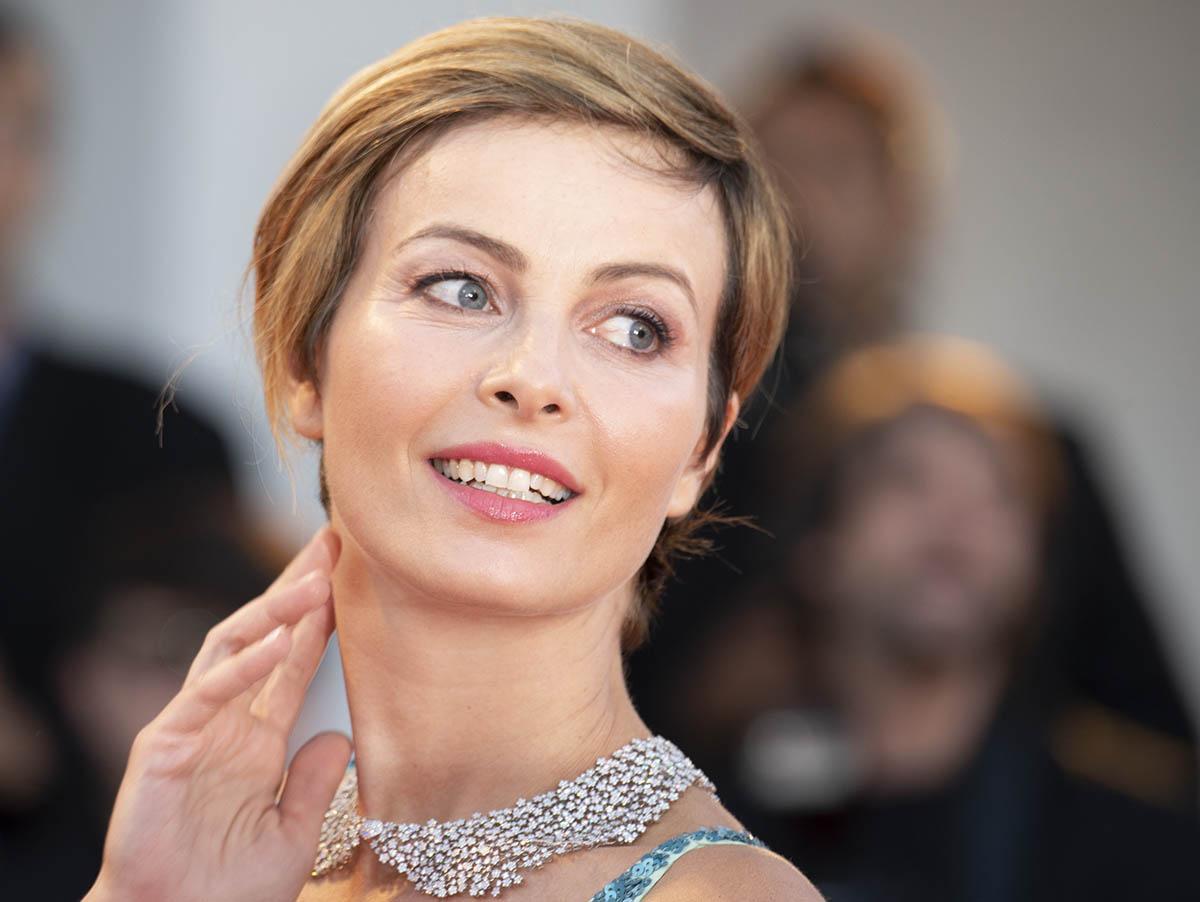 Violante Placido - Make up Giorgio Armani Beauty