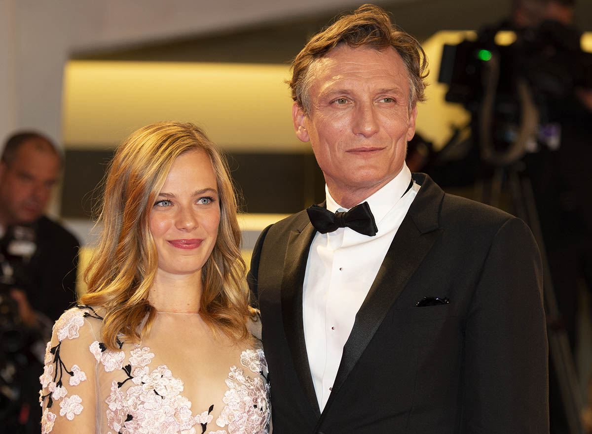 Saskia Rosendahl e Oliver Masucci - Make up  Giorgio Armani Beauty